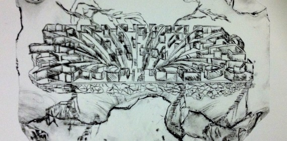 la singularidad del laberinto